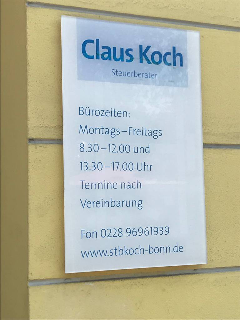 Profilfoto von Claus Koch