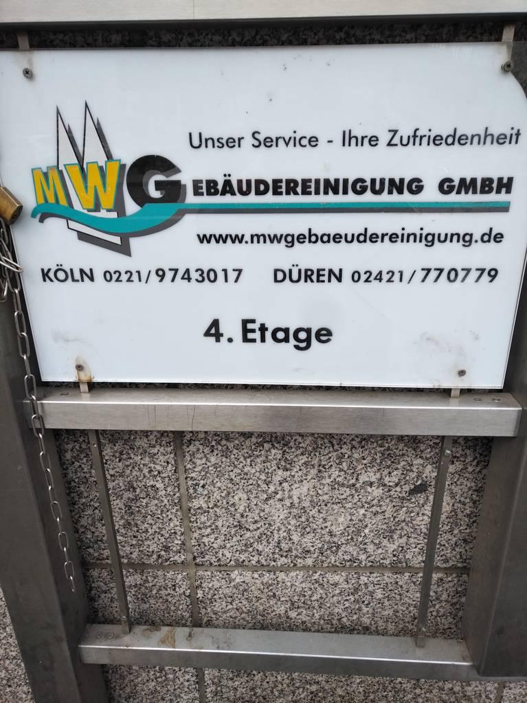 Profilfoto von MW Gebäudereinigung