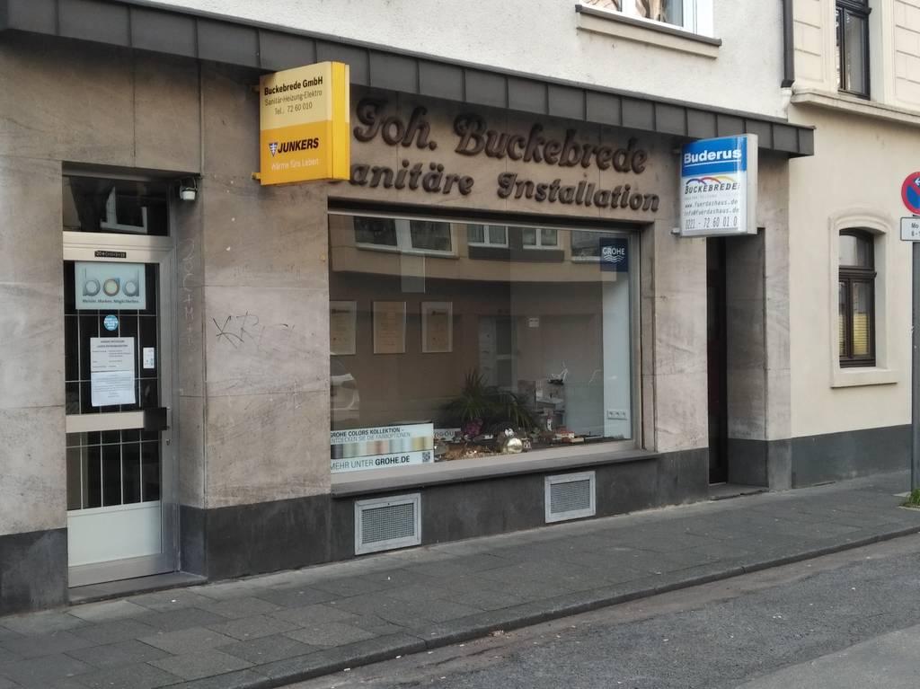 Profilfoto von Buckebrede Heizungs- und Sanitärinstallationen GmbH