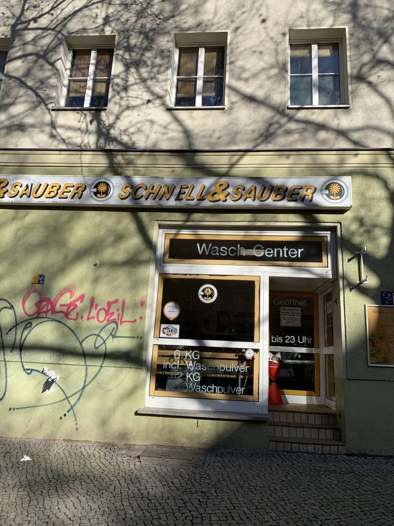Profilfoto von SB-Waschsalon Prenzlauer Berg Schnell & Sauber