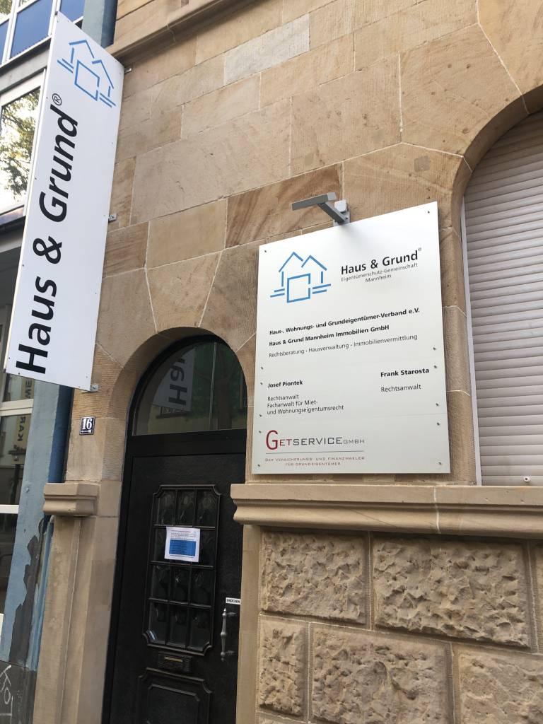Profilfoto von Haus & Grund Mannheim Immobilien GmbH