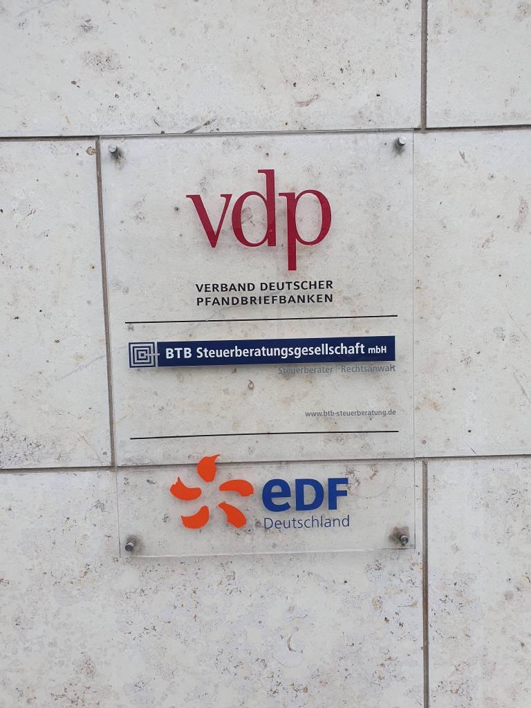Profilfoto von BTB Steuerberatungsgesellschaft mbH Berlin