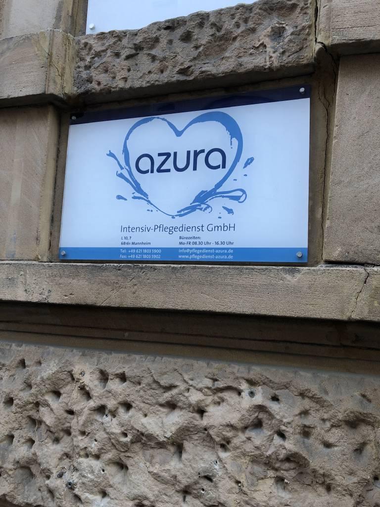 Profilfoto von Azura Intensiv-Pflegedienst GmbH