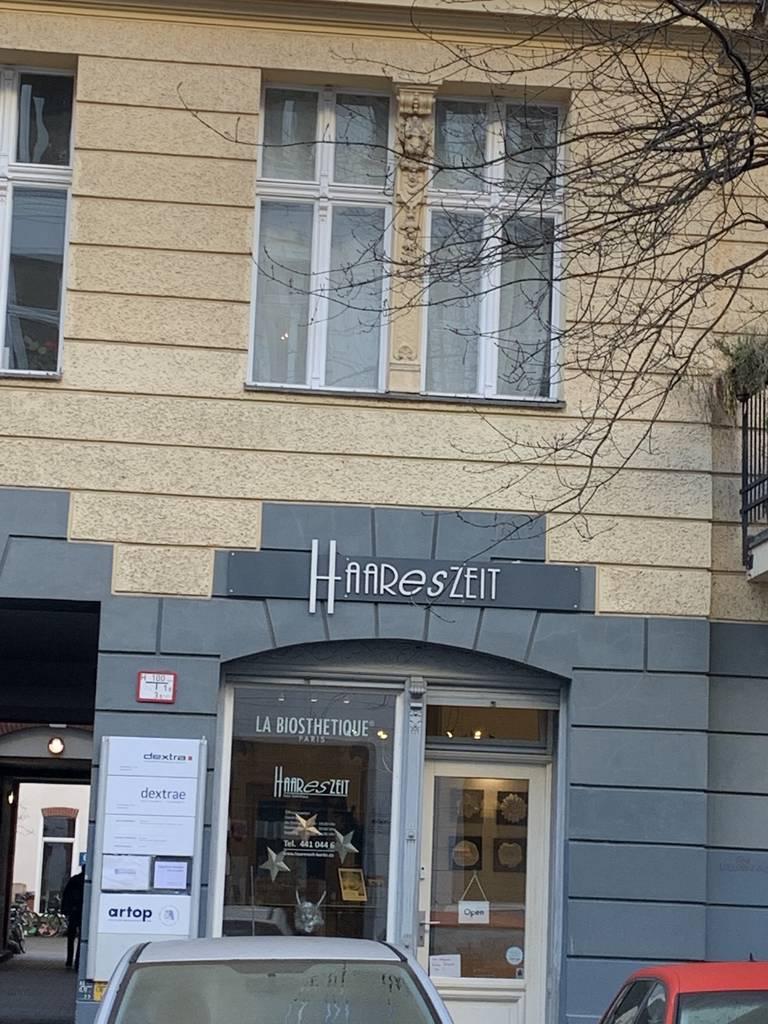 Profilfoto von Haareszeit Ines Steinhaus La Biosthetique-Friseur in Berlin