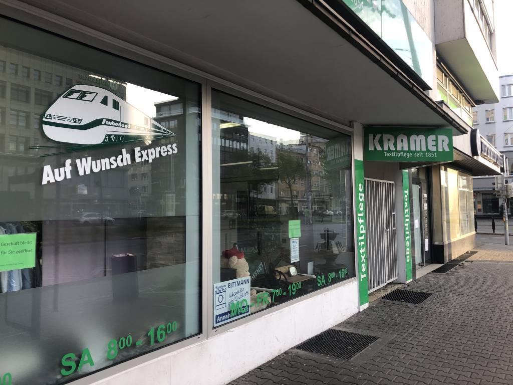 Profilfoto von Kramer Textilpflege