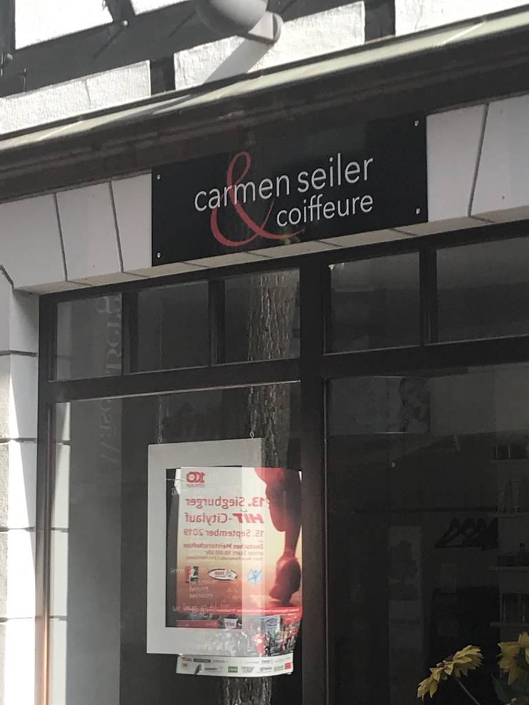 Profilfoto von Carmen Seiler & Coiffeure