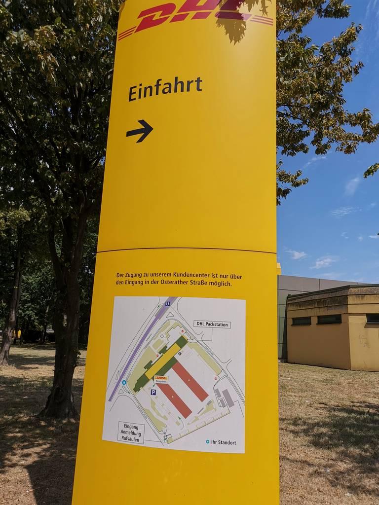 Profilfoto von DHL Express Station Köln