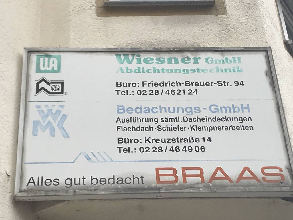 Profilfoto von Abdichtungstechnik Wiesner GmbH