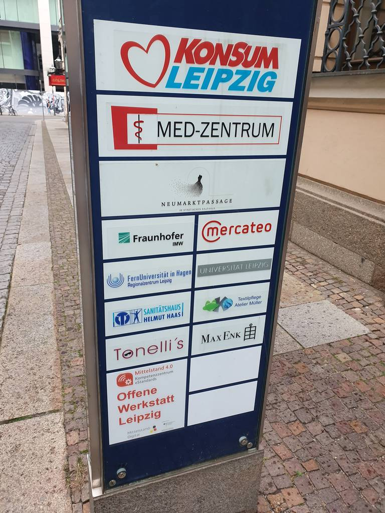 Profilfoto von City Leipzig Management e.V.