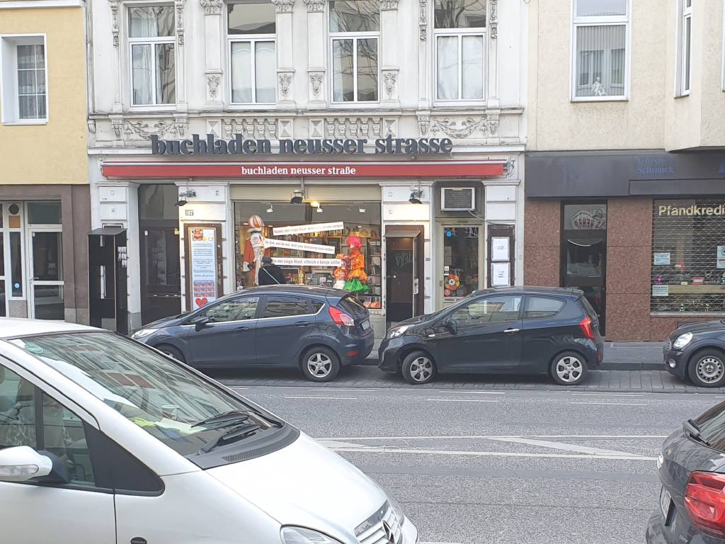 Profilfoto von Buchladen Neusser Straße - einzigundartig GmbH & Co. KG