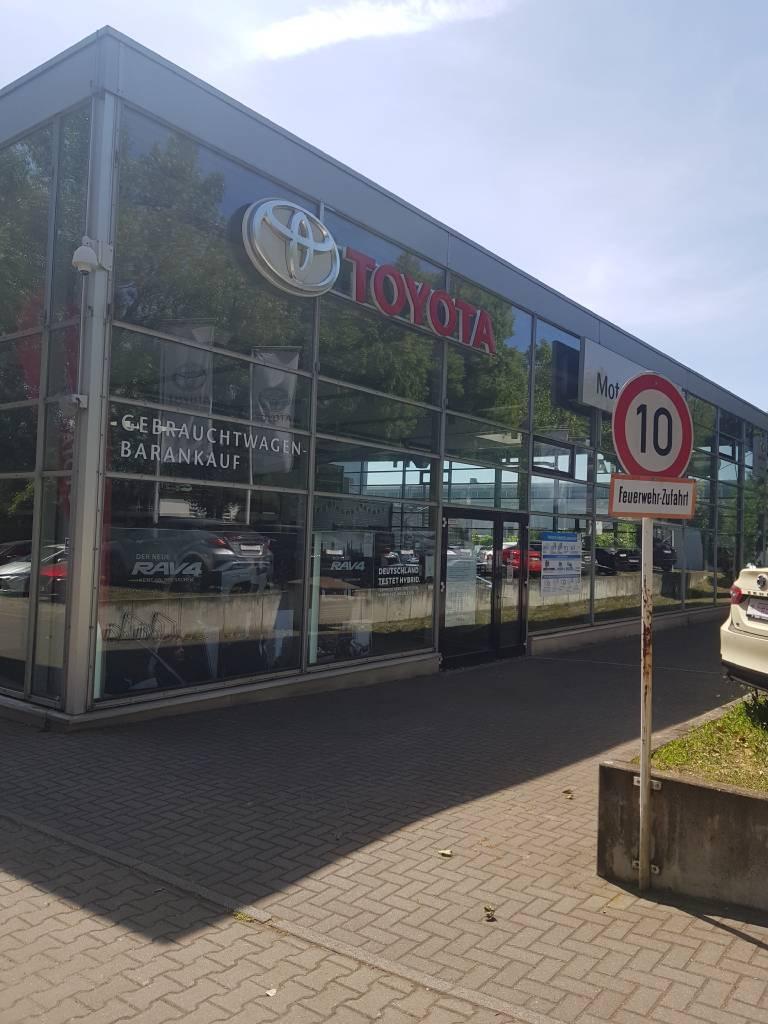 Profilfoto von Toyota Leasing GmbH