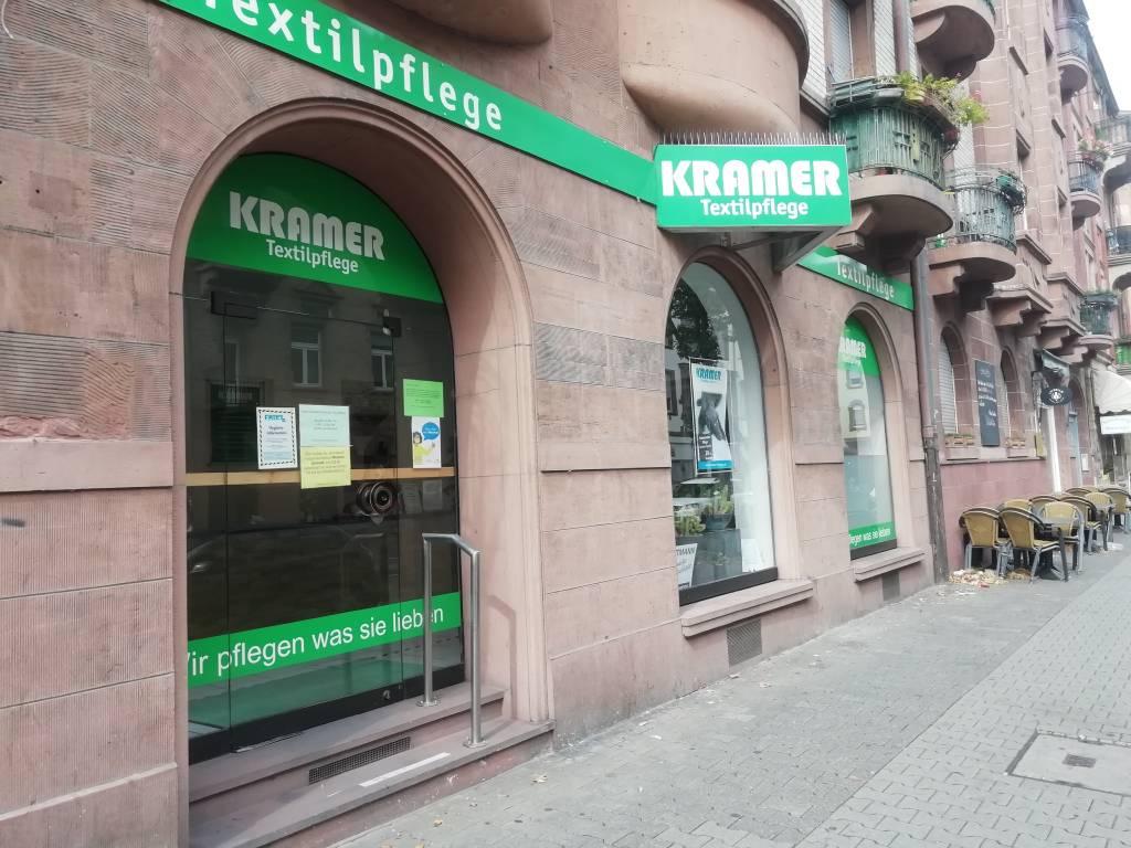 Profilfoto von Kramer Textilpflege Neckarstadt