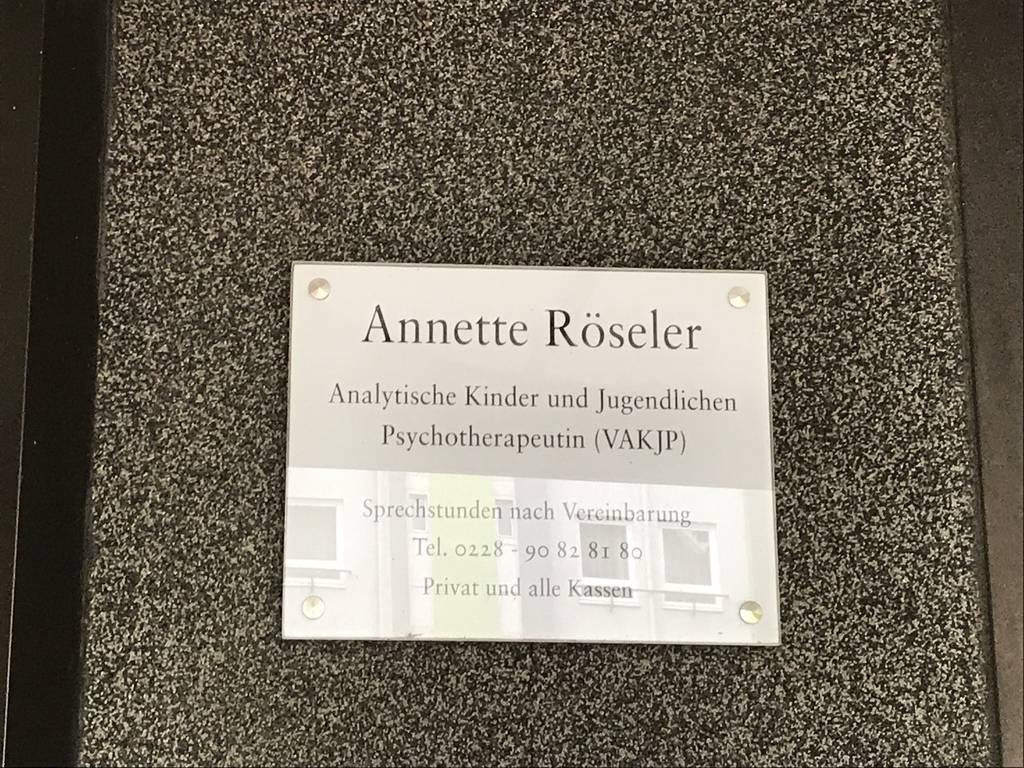 Profilfoto von Annette Röseler