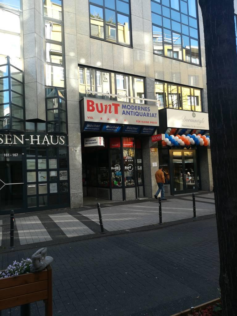 Profilfoto von BUNT Modernes Antiquariat