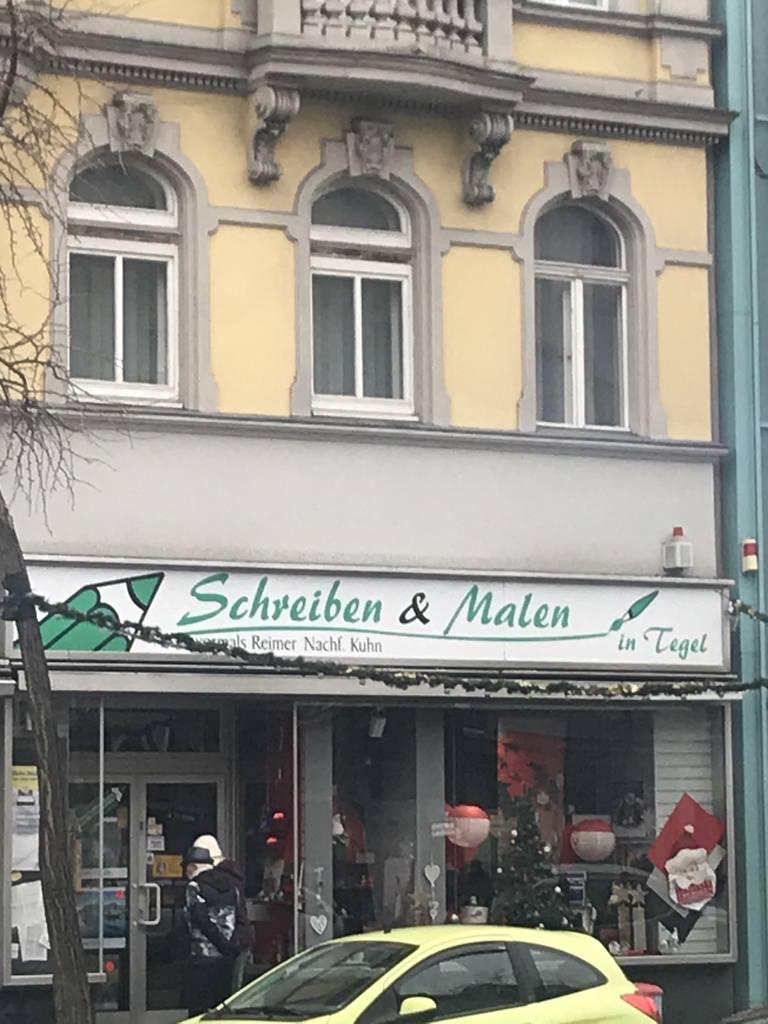 Profilfoto von Schreiben & Malen in Tegel