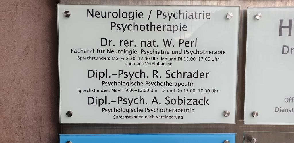 Profilfoto von Dr. med. Wolfgang Perl
