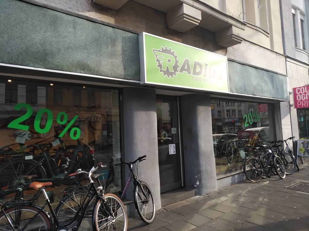 Profilfoto von RADius Fahrradfachhandel