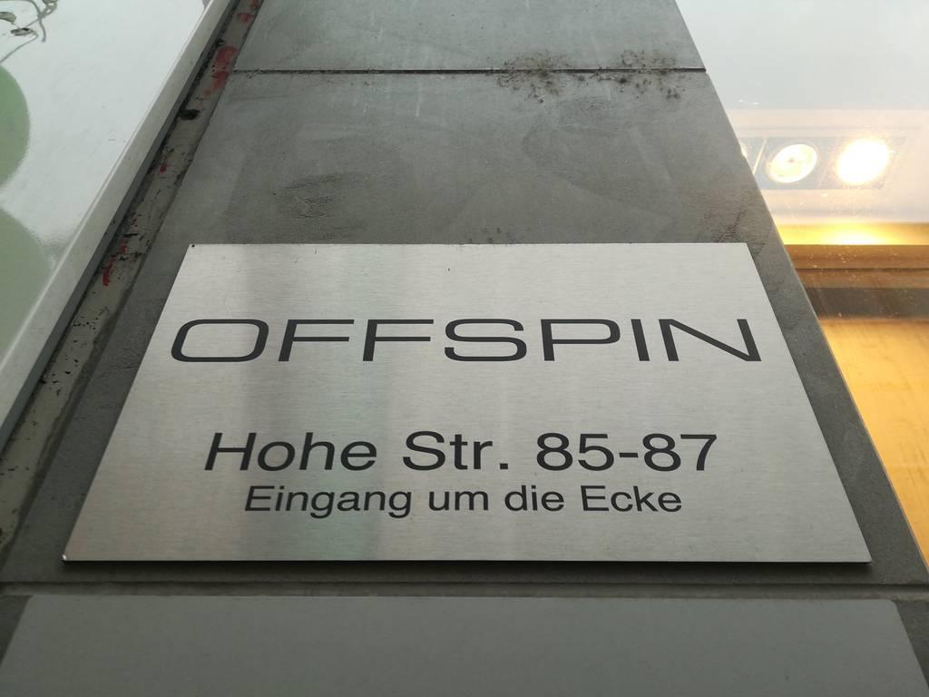 Profilfoto von Offspin GmbH & Co. KG