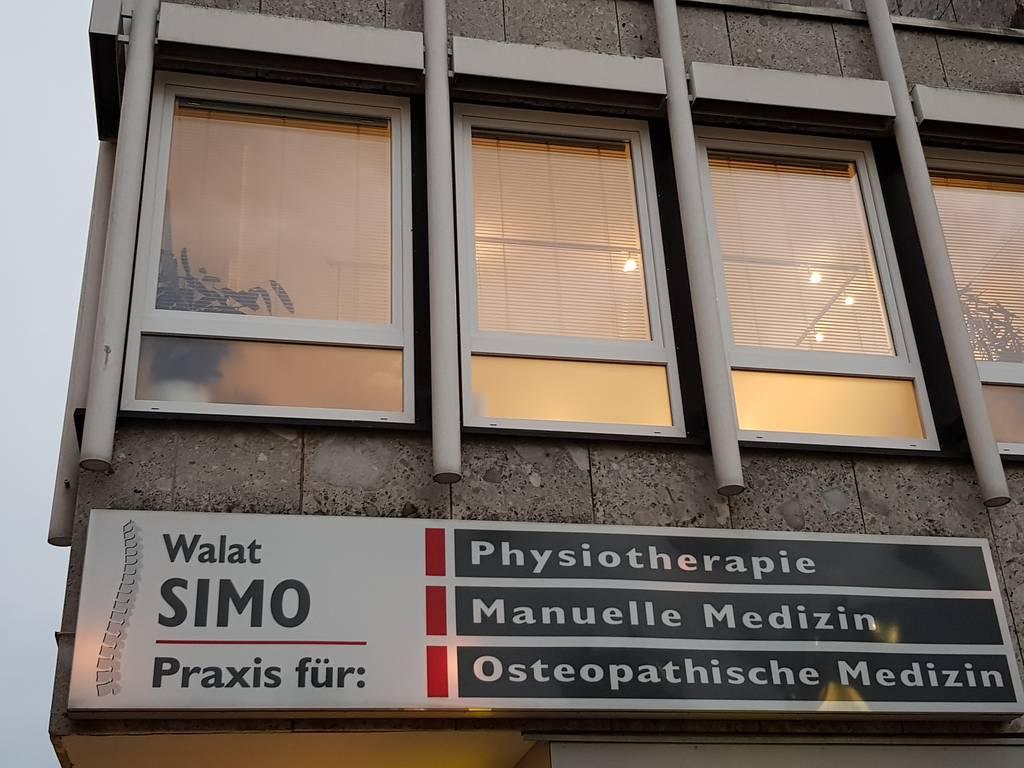 Profilfoto von Walat SIMO - Praxis für Osteopathie & Physiotherapie
