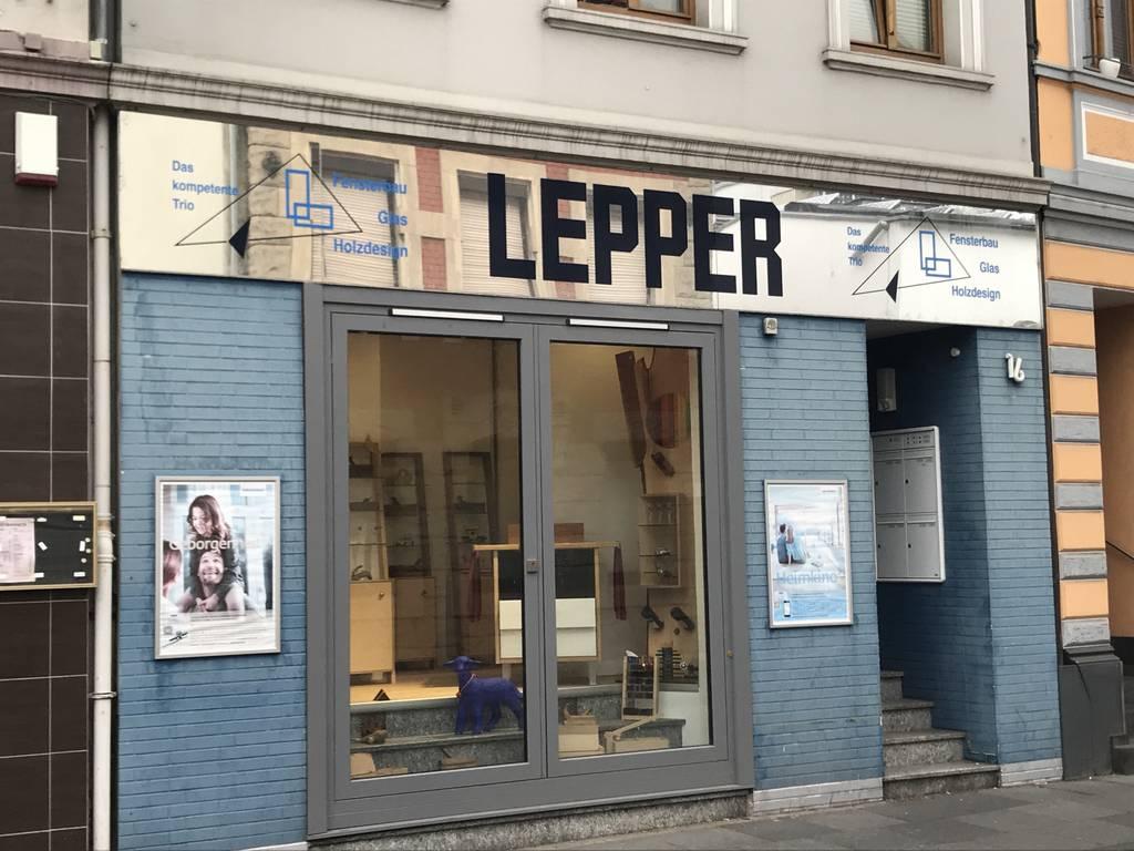 Profilfoto von Lepper Fensterbau GmbH / Ausstellung Endenich