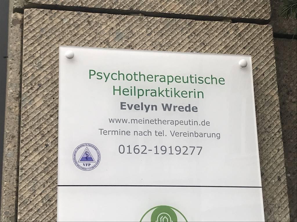 Profilfoto von Heilpraktikerin Psychotherapie Evelyn Wrede