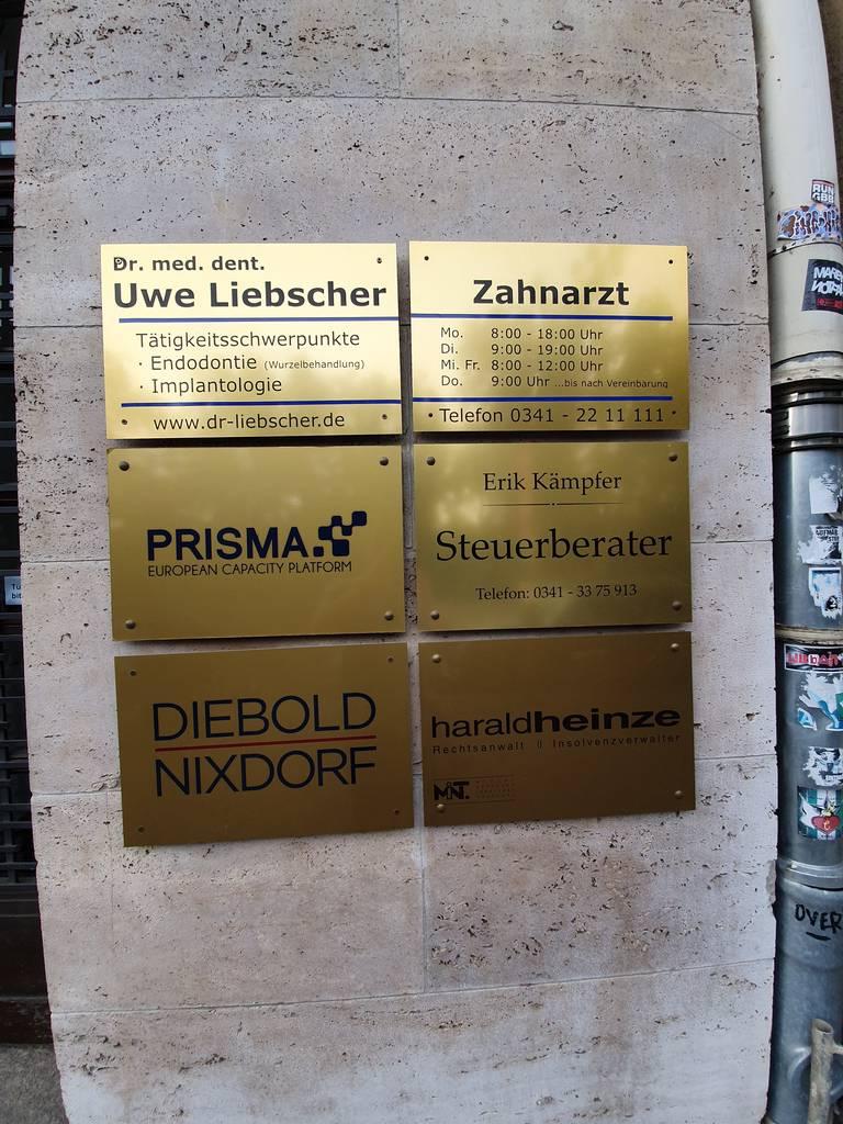 Profilfoto von Sparkasse Leipzig - Geldautomat