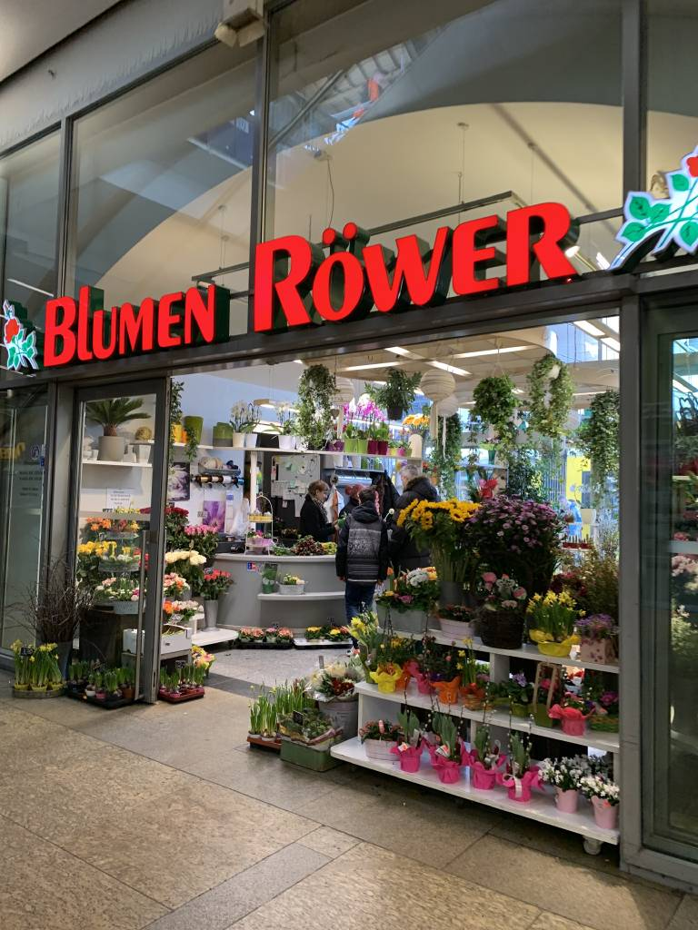 Profilfoto von Blumen Röwer GmbH