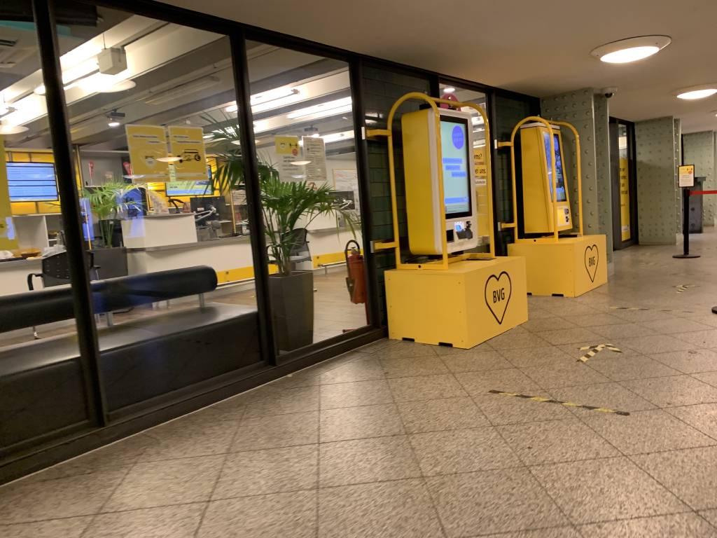 Profilfoto von BVG Kundenzentrum