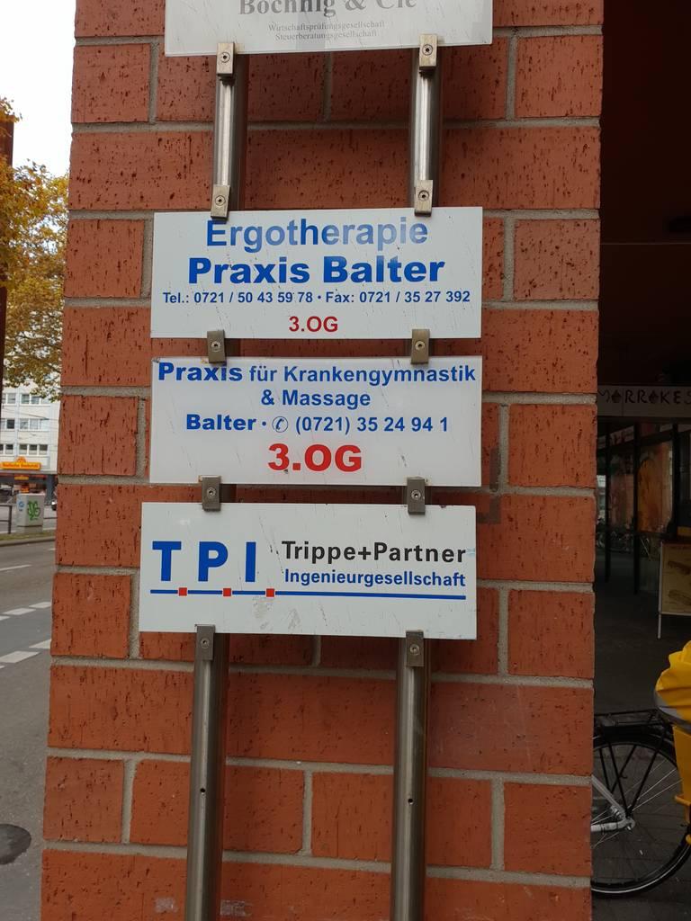 Profilfoto von Praxis für Krankengymnastik Balter