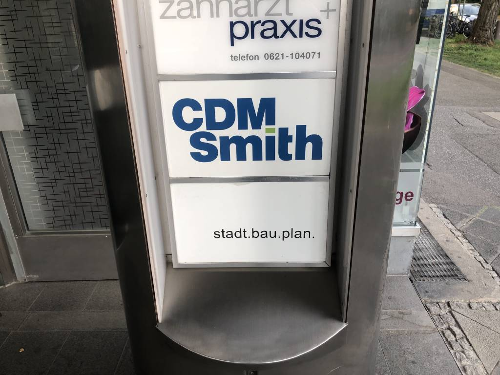 Profilfoto von CDM Smith Consult GmbH