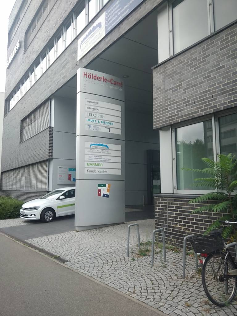 Profilfoto von Mooswaldklinik - Gesundheitszentrum Hölderle-Carré
