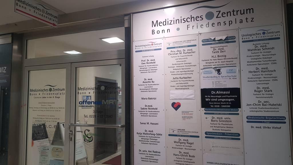 Profilfoto von Medizinisches Zentrum Bonn