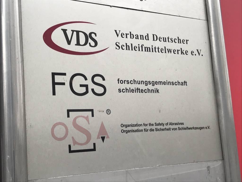Profilfoto von Organisation f. d. Sicherheit v. Schleifwerkzeugen e.V. (oSa)