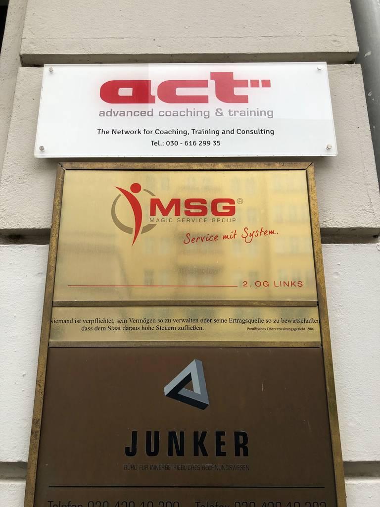Profilfoto von magic service group GmbH