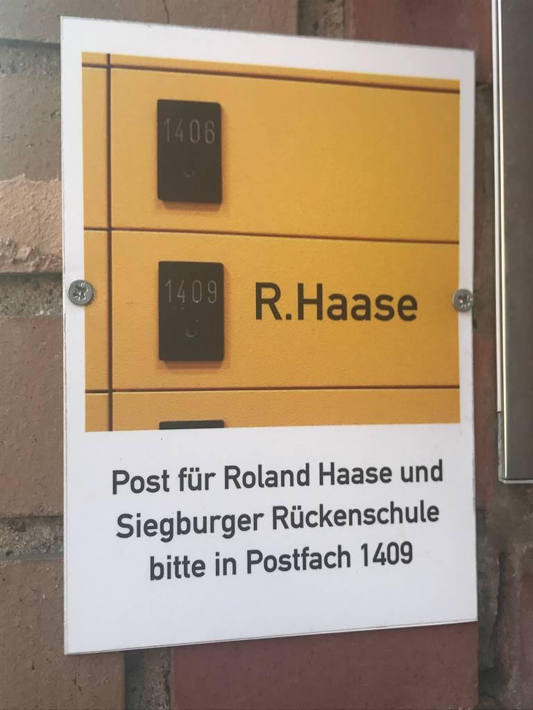 Profilfoto von Siegburger Rückenschule Roland Haase