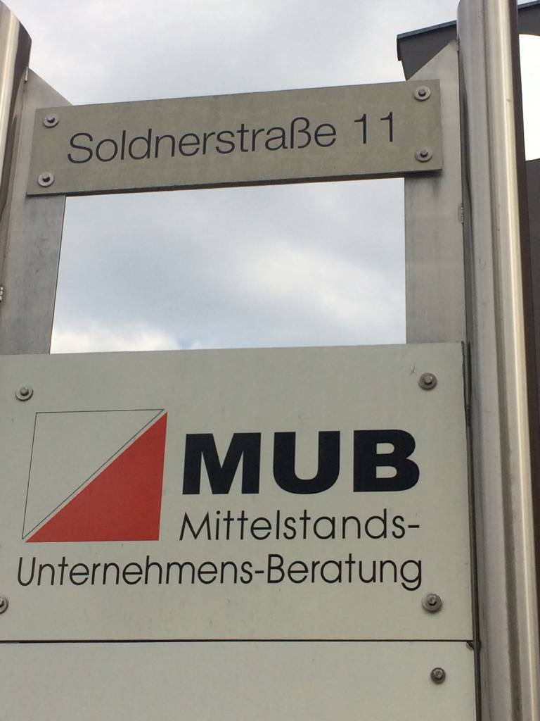 Profilfoto von MUB Unternehmensberatungs GmbH