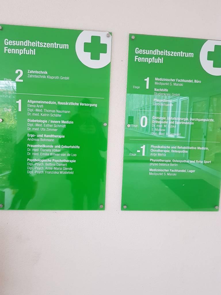 Profilfoto von Policum. Fennpfuhl - Sanecum Gruppe