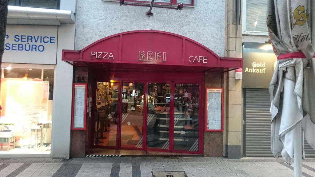 Profilfoto von Restaurant Pizzeria bei Bepi