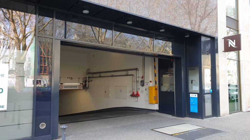 Profilfoto von Parkhaus Trinkaus Galerie APCOA
