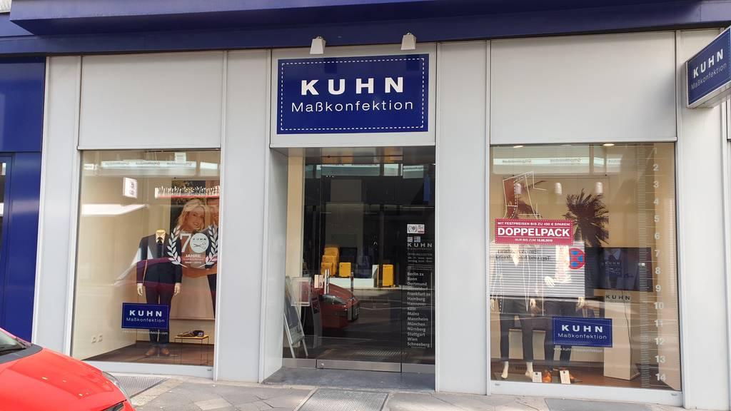 Profilfoto von KUHN Maßkonfektion - Düsseldorf