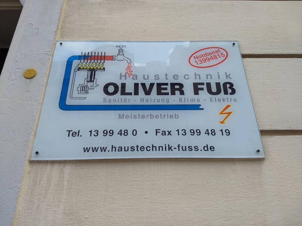 Profilfoto von Oliver Fuß