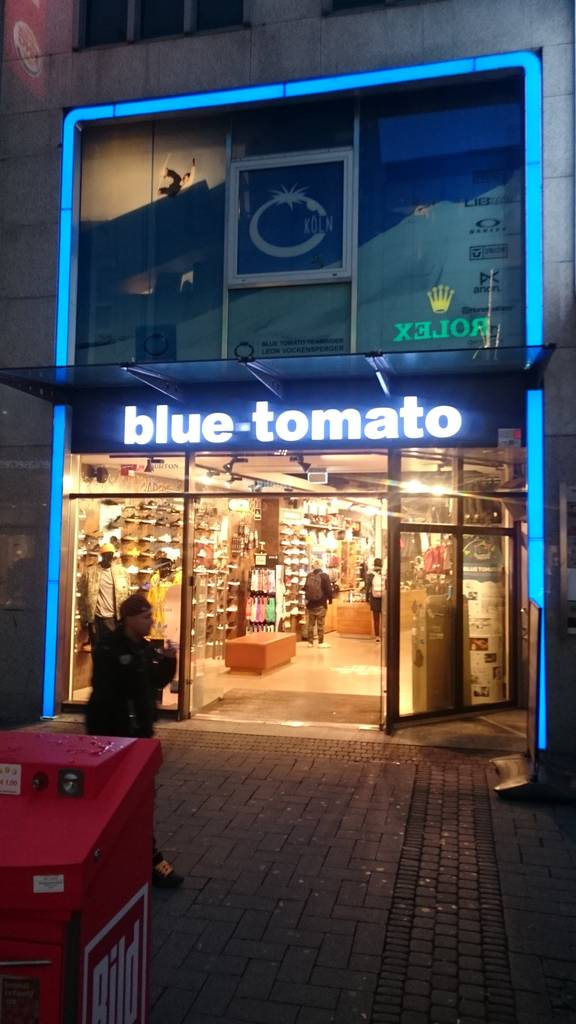 Profilfoto von Blue Tomato Shop