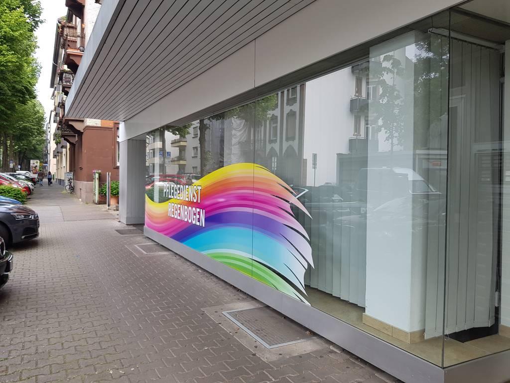 Profilfoto von Pflegedienst Regenbogen Mannheim GmbH