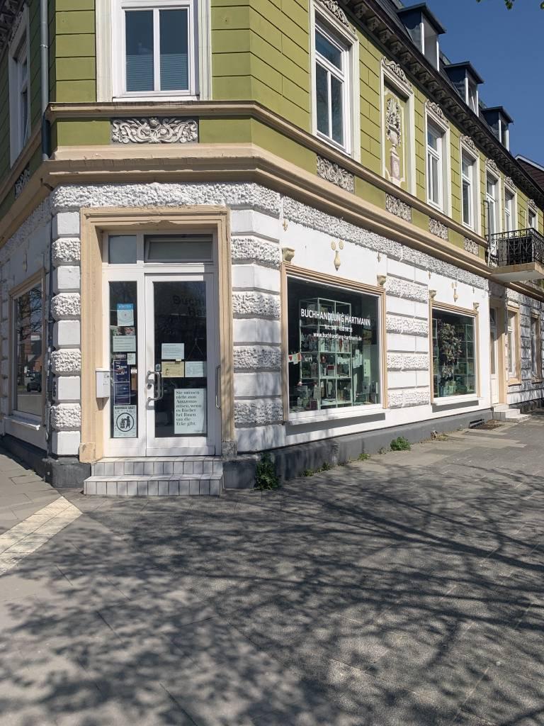 Profilfoto von Buchhandlung Hartmann