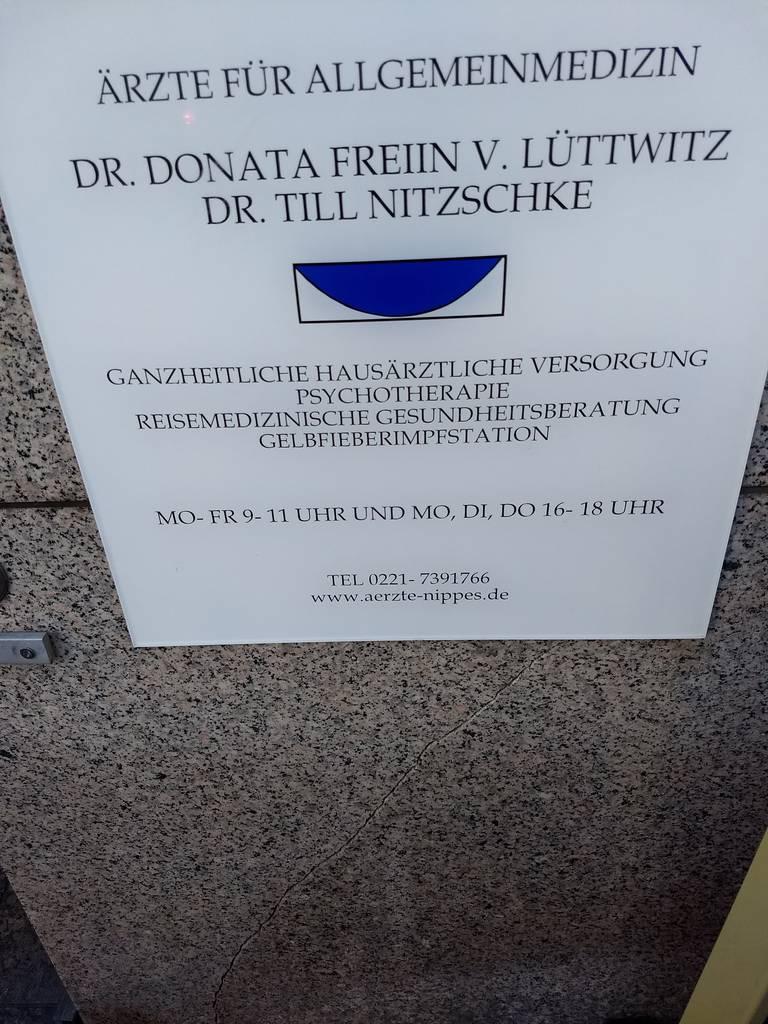 Profilfoto von Dr. med. Heinz-Till Nitzschke