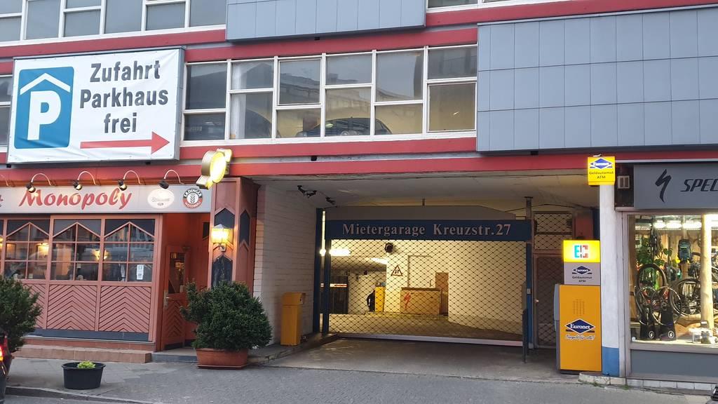 Profilfoto von Parkhaus Kreuzstraße