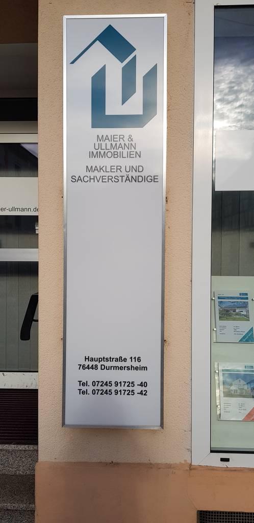Profilfoto von Maier & Ullmann Immobilien GbR