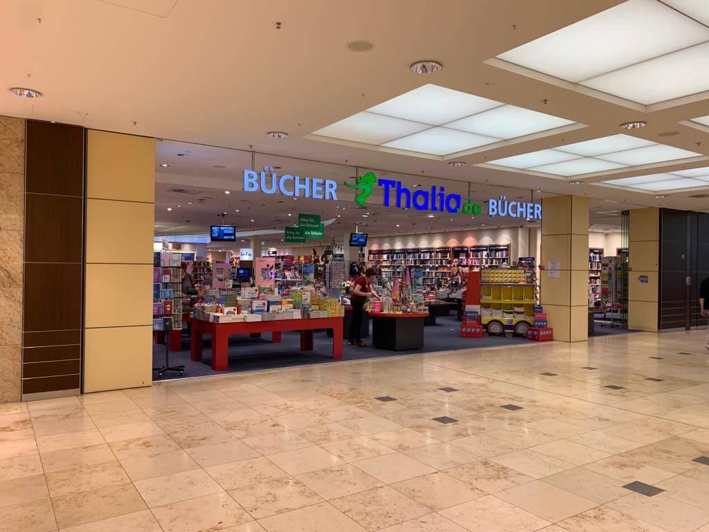 Profilfoto von Thalia Buchhandlung Hamburg Alstertal Einkaufszenturm