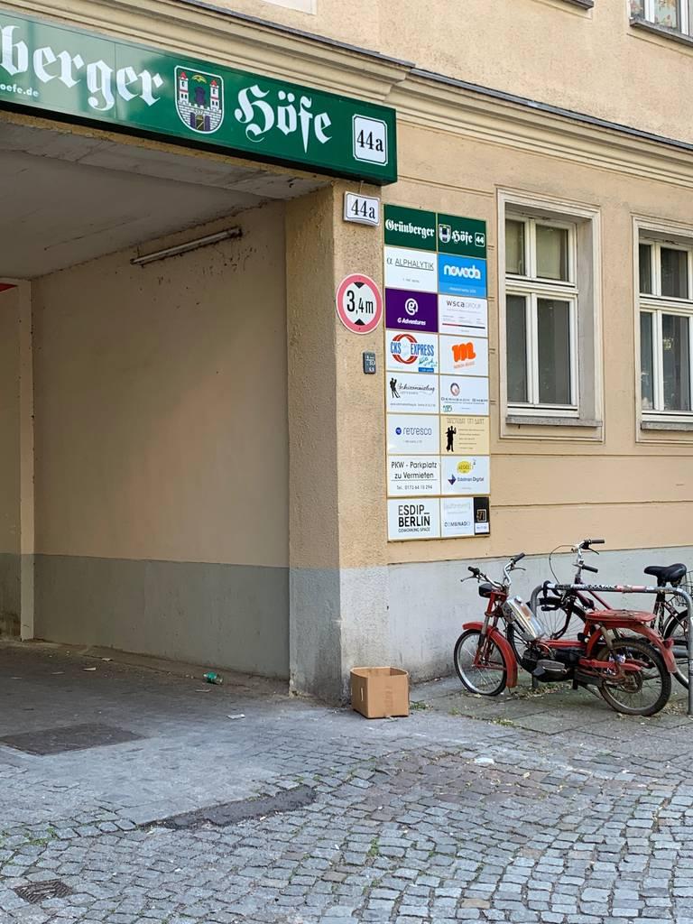 Profilfoto von GruenBergerShop Berlin