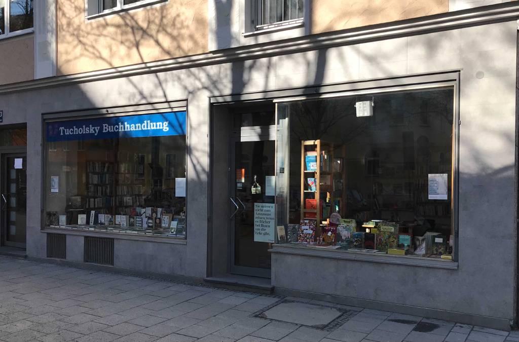 Profilfoto von Tucholsky Buchhandlung Philine Meyer-Clason GmbH